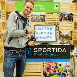 20141025: SLO, Athletics - EXPO at 19th Ljubljana Marathon 2014
