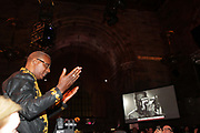 NEW YORK, NEW YORK-JUNE 4: Photographer Jamel Shabazz attends the 2019 Gordon Parks Foundation Awards Dinner and Auction Inside celebrating the Arts & Social Justice held at Cipriani 42nd Street on June 4, 2019 in New York City. (Photo by Terrence Jennings/terrencejennings.com)