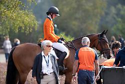 Ruyter Aliene, NED, Bomba<br /> European Championship Eventing<br /> Luhmuhlen 2019<br /> © Hippo Foto - Stefan Lafrentz<br /> 01/09/2019