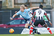 Grimsby Town FC v Blackpool 311216
