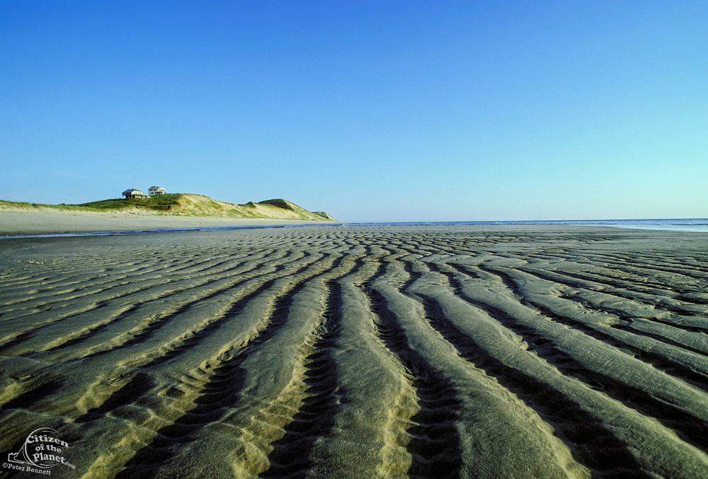 Beach on Cape Cod Bay, Truro, Cape Cod, Massachusetts