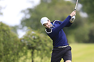David Coughlan (Castlerock) during the second round at the Connacht Mid Amateur Open, Roscommon Golf Club, Roscommon, Roscommon, Ireland. 17/08/2019.<br /> Picture Fran Caffrey / Golffile.ie<br /> <br /> All photo usage must carry mandatory copyright credit (© Golffile   Fran Caffrey)