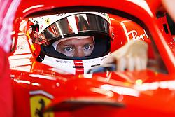 July 20, 2018 - Hockenheim, Germany - #5 Sebastian Vettel (GER, Scuderia Ferrari) during practice at FIA Formula One World Championship 2018, Grand Prix of Germany. (Credit Image: © Hoch Zwei via ZUMA Wire)