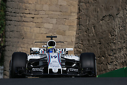 June 23, 2017 - Baku, Azerbaijan - Motorsports: FIA Formula One World Championship 2017, Grand Prix of Europe, .#19 Felipe Massa (BRA, Williams Martini Racing) (Credit Image: © Hoch Zwei via ZUMA Wire)