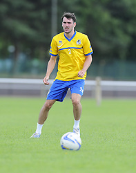 Bristol Rovers' Michael Smith - Photo mandatory by-line: Joe Meredith/JMP - Tel: Mobile: 07966 386802 24/06/2013 - SPORT - FOOTBALL - Bristol -  Bristol Rovers - Pre Season Training - Npower League Two