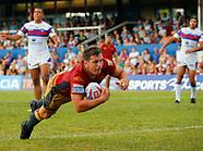 Wakefield Trinity v Catalans Dragons 070718
