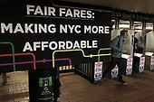 Mayor De Blasio Launches FAIR FARES in New York City