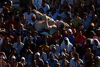 Stup<br /> Foto: Dppi/Digitalsport<br /> NORWAY ONLY<br /> <br /> XI FINA WORLD CHAMPIONSHIPS MONTREAL 2005 - 18-31/07/2005 <br /> <br /> DIVING - 10M WOMEN - LAURA ANN WILKINSON (USA) / WINNER