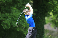 Joshua Hill (Galgorm Castle) during the final round of the Connacht Boys Amateur Championship, Oughterard Golf Club, Oughterard, Co. Galway, Ireland. 05/07/2019<br /> Picture: Golffile   Fran Caffrey<br /> <br /> <br /> All photo usage must carry mandatory copyright credit (© Golffile   Fran Caffrey)