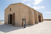 Cyprus, Pafos Archeological site Visitor centre and gift shop