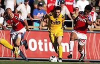 Fotball - Bryne Stadion<br />Adecco ligaen  2007 - <br />10.06.2007  -<br />Bryne - Bodø Glimt<br /><br />Foto: Sigbjørn Andreas Hofsmo, Digitalsport<br />Mounir Hamoud