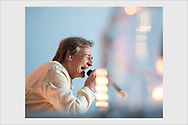 Riki Sorsa, Live Aid, Olympic Stadium, Helsinki, June 5, 2015.