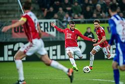 05-02-2017 NED: FC Utrecht - Heerenveen, Utrecht<br /> 21e speelronde van seizoen 2016-2017, Nieuw Galgenwaard / Zakaria Labyad #19