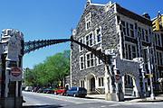 City College of New York (CCNY), Harlem, Manhattan, New York