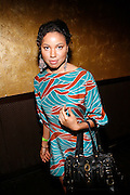Jurnee Smollett at An evening with Dave Chappelle for Kevin Powell for Congress held at Eugene's on July 9, 2008..Kevin Powell runs as a Democratic Candidate for Congress in Brooklyn's 10th Congressional District