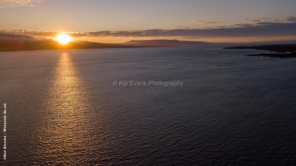 Sunset Galapagos National Park