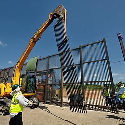 Border wall - US-Mexico