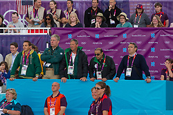 Van Paesschen Stanny (BEL), Alduhami Sami (KSA), Sharbatly Abdullah (KSA)<br /> Olympic Games London 2012<br /> © Dirk Caremans