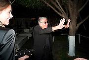 ROBERTO CAVALLI, Visionaire party. Delano  Hotel.  Miami Art Basel 2011. 2December 2011.