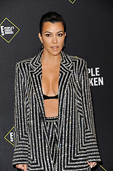 Kourtney Kardashian at the 2019 E! People's Choice Awards held at the Barker Hangar in Santa Monica, USA on November 10, 2019.