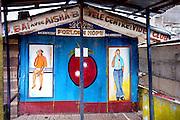 Forlorn Hope.  Tele Center & Video Club.  Freetown, Sierra Leone