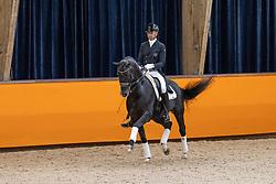 Minderhoud Hans Peter, NED, Dettori<br /> Fotodag KWPN Hengstenkeuring 2021<br /> © Hippo Foto - Dirk Caremans<br /> 06/01/2021