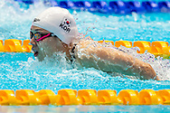 KIM Seoyeong KOR South Korea<br /> Gwangju South Korea 21/07/2019<br /> Swimming Women's Butterfly 200m Preliminary<br /> 18th FINA World Aquatics Championships<br /> Nambu University Aquatics Center <br /> Photo © Andrea Masini / Deepbluemedia / Insidefoto