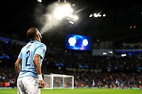 Football - 2019 / 2020 UEFA Champions League - Group C: Manchester City vs. Atalanta<br /> <br /> Kyle Walker, at the Etihad Stadium.<br /> <br /> COLORSPORT/PAUL GREENWOOD