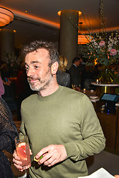 21 November 2019 - Steve Fitzpatrick founder of OVO Energy at the launch of Sam's Riverside Restaurant, 1 Crisp Walk, Hammersmith hosted by owner Sam Harrison, Edward Taylor and Jack Brooksbank.<br /> <br /> Photo by Dominic O'Neill/Desmond O'Neill Features Ltd.  +44(0)1306 731608  www.donfeatures.com