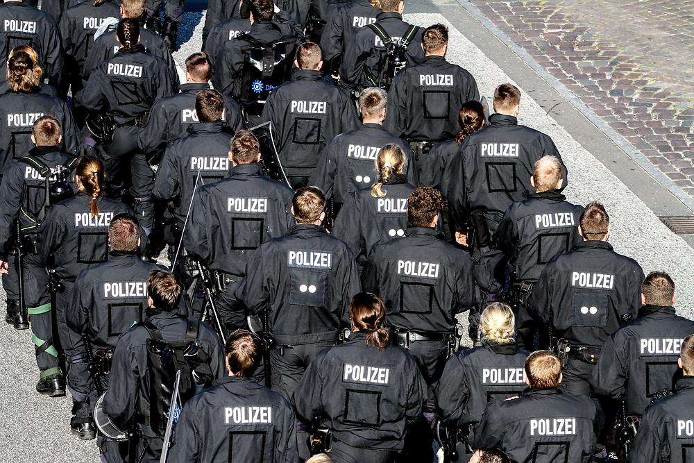 """G20-Gipfel: Demo, """"Welcome to Hell"""", Hamburg, 06.07.2017<br /> <br /> © Torsten Helmke"""