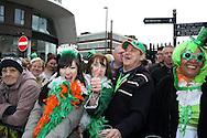St. Patrick's Day Parade, Birmingham