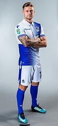 James Clarke of Bristol Rovers - Ryan Hiscott/JMP - 22/08/2018 - FOOTBALL - Memorial Stadium - Bristol, England - Bristol Rovers Team Media Day