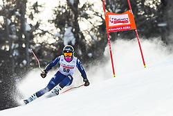 Laura Pirovano (ITA) during Ladies' Giant Slalom at 57th Golden Fox event at Audi FIS Ski World Cup 2020/21, on January 17, 2021 in Podkoren, Kranjska Gora, Slovenia. Photo by Vid Ponikvar / Sportida