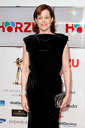 Actress Sigourney Weaver attends the 48th Golden Camera Awards ( Goldene Kamera ) at the Axel Springer Haus, Berlin, Germany, February 2, 2013. Photo by Imago / i-Images...UK ONLY