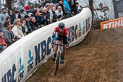 WORST Annemarie (NED) during Women Elite race, 2019 UCI Cyclo-cross World Cup Heusden-Zolder, Belgium, 26 December 2019.  <br /> <br /> Photo by Pim Nijland / PelotonPhotos.com <br /> <br /> All photos usage must carry mandatory copyright credit (Peloton Photos   Pim Nijland)