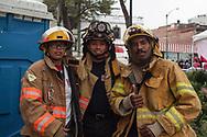 Corpo dei pompieri della Bassa California Sud.