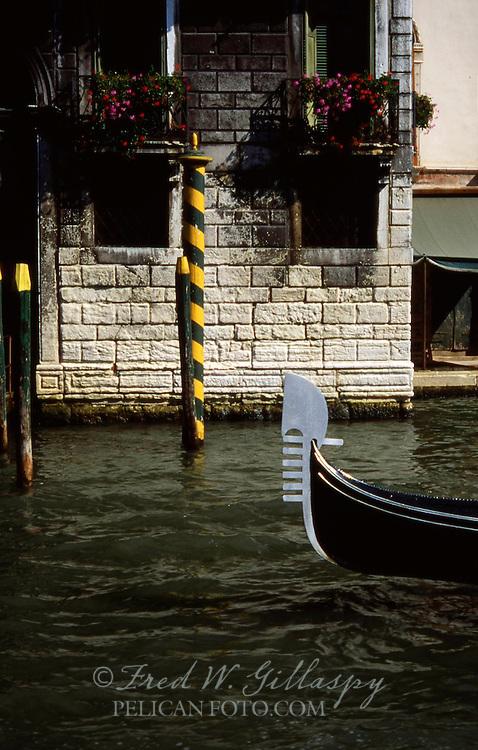 Venice Gondolas 3, Italy