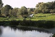 River Waveney, Bungay, Suffolk, England