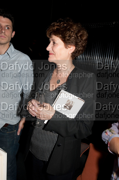 ALEXANDRA PRINGLE, Book party for Janine di Giovanni's Ghosts by Daylight. Blake's Hotel. South Kensington. London. 12 July 2011. <br /> <br />  , -DO NOT ARCHIVE-© Copyright Photograph by Dafydd Jones. 248 Clapham Rd. London SW9 0PZ. Tel 0207 820 0771. www.dafjones.com.
