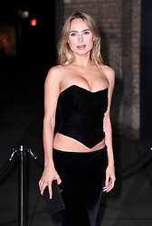 Kimberley Garner arriving at the Fabulous Fund Fair, Camden Roundhouse, London.<br />Photo credit should read: Doug Peters/EMPICS