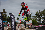 #49 (NYHAUG Tory) CAN at the 2016 UCI BMX Supercross World Cup in Santiago del Estero, Argentina