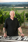 HERTRIO promotional Shoot at at Carlton Cellars Vineyard