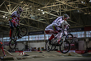 #211 (EVANS Kyle) GBR at the 2016 UCI BMX Supercross World Cup in Manchester, United Kingdom<br /> <br /> A high res version of this image can be purchased for editorial, advertising and social media use on CraigDutton.com<br /> <br /> http://www.craigdutton.com/library/index.php?module=media&pId=100&category=gallery/cycling/bmx/SXWC_Manchester_2016