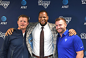 Apr 6, 2018-NFL-Los Angeles Rams Press Conference