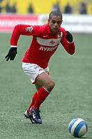 Fotball<br /> Russland<br /> Spartak Moskva<br /> Foto: imago/Digitalsport<br /> NORWAY ONLY<br /> <br /> 11.11.2007 <br /> <br /> Welliton Soares (Spartak Moskau)