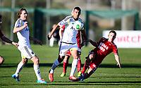 Fotball , 30. januar 2014 , Privatkamp , <br /> Rosenborg - AIK 5-2<br /> Nils-Eric Johansson , AIK<br /> Nabil Bahoui , AIK<br /> Jonas Svensson , RBK