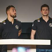 NLD/Veghel/20181221 - Presentatie van Team Jumbo, Kjeld Nuis en Sven Kramer