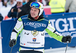 20.01.2018, Hahnenkamm, Kitzbühel, AUT, FIS Weltcup Ski Alpin, Kitzbuehel, Kitz Charity Trophy, im Bild Marc Girardelli // Marc Girardelli during the Kitz Charity Trophy of the FIS Ski Alpine World Cup at the Hahnenkamm in Kitzbühel, Austria on 2018/01/20. EXPA Pictures © 2018, PhotoCredit: EXPA/ Stefan Adelsberger