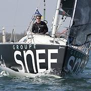 Arrivée du Vendée-globe 2016/2017