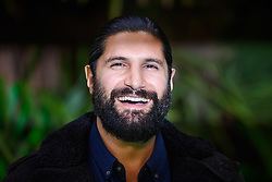Kayvan Novak attending the Early Man World Premiere held at the BFI Imax, London. Picture date: Sunday January 14th, 2018. Photo credit should read: Matt Crossick/ EMPICS Entertainment.